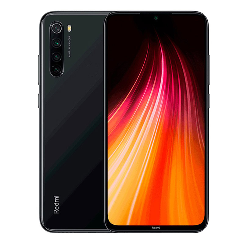 گوشی شیائومی Redmi Note 8 128GB مشکیی